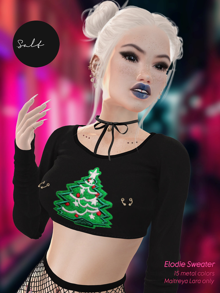 .SALT – ELODIE XMAS EDITION