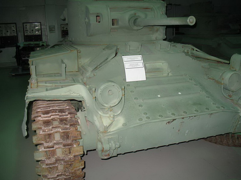 Infantry Tank III Valentine Mk. VI 2