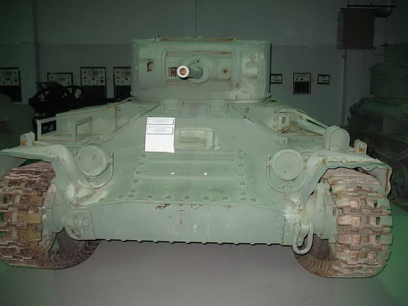 Infantry Tank III Valentine Mk. VI 1