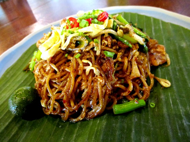Commons, Kuching mee mamak