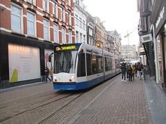 NL: Amsterdam - Trams - 2019