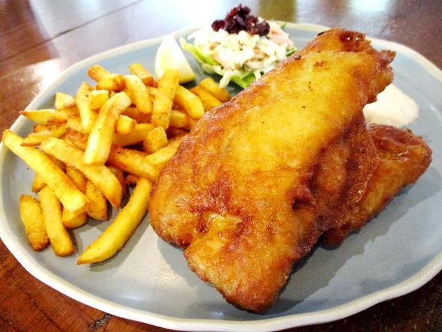 Commons, Kuching fish and chips