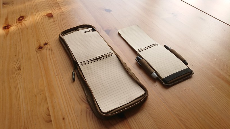Field Message Pad vs. Field Memo Pad