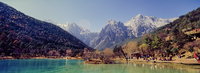 Jade Dragon Snow Mountain(玉龙雪山,Yunnan Province, China)