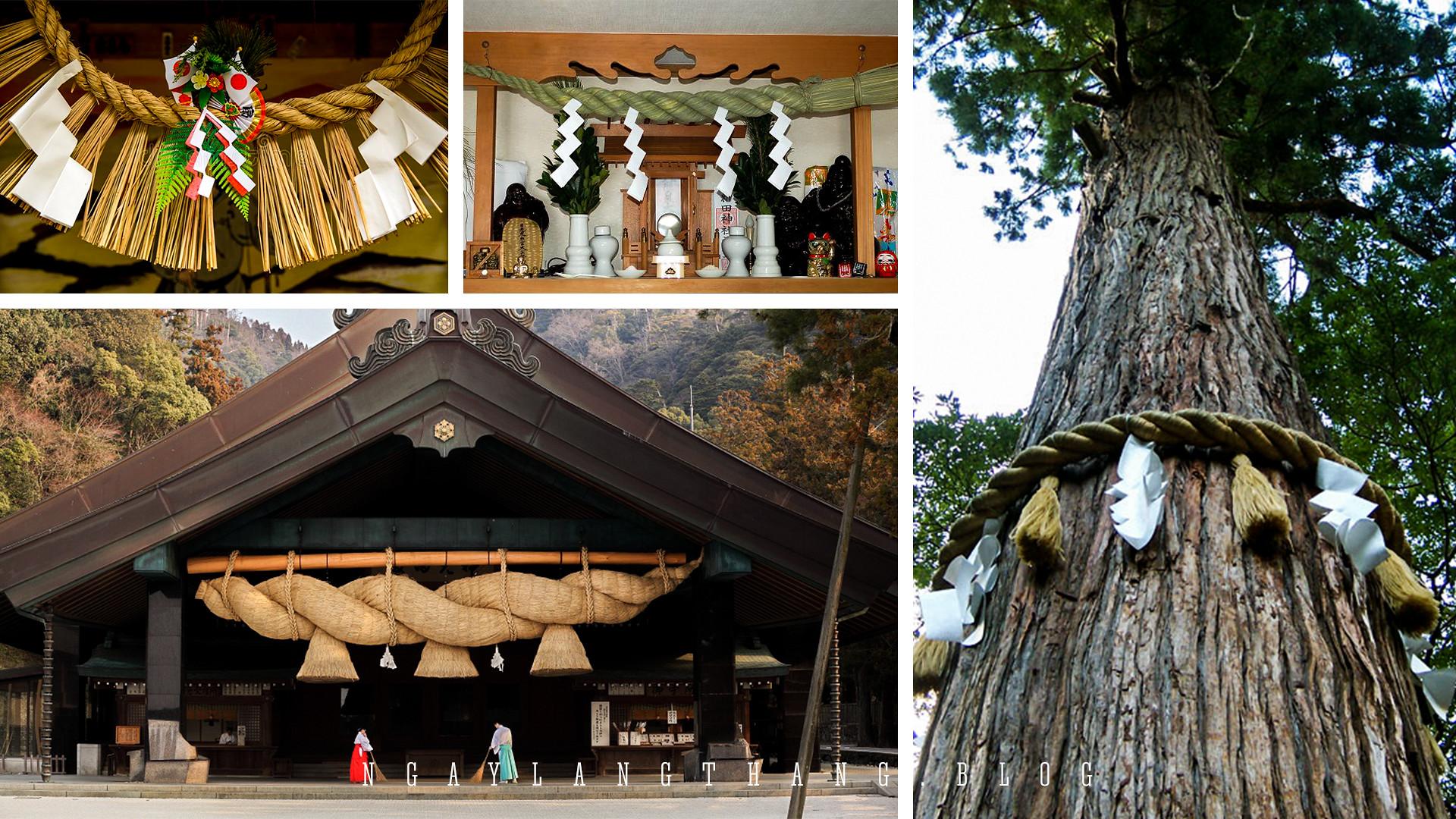 Nhật Bản tuần cuối năm-shimenawa-ngaylangthang