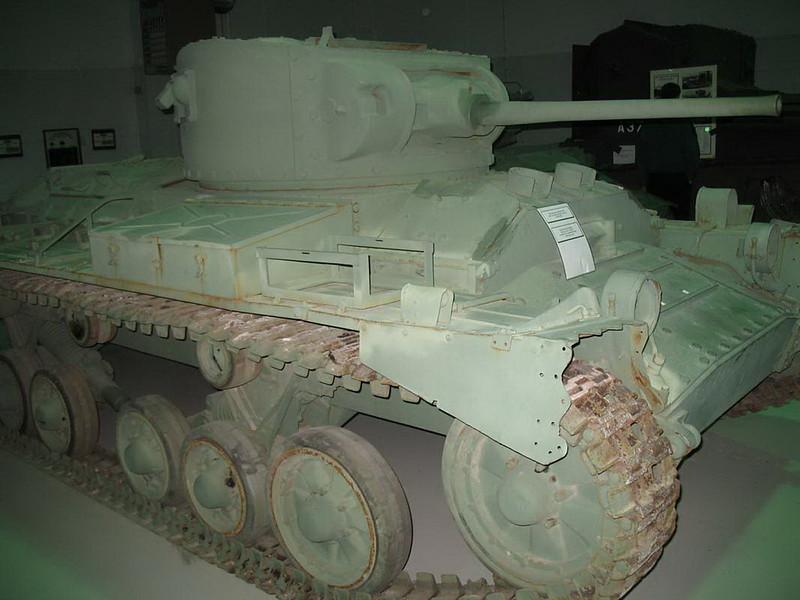 Infantry Tank III Valentine Mk. VI 3
