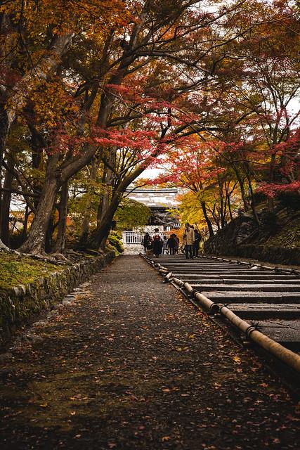 Bishamon-do Temple, Kyoto