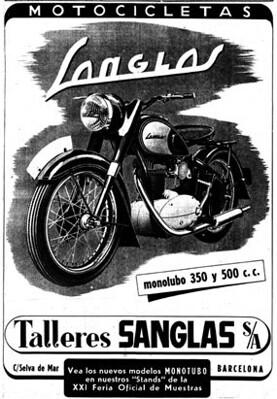 Publicitat Talleres Sanglas SA