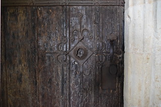 14th Century door