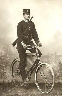 soldier ca 1910
