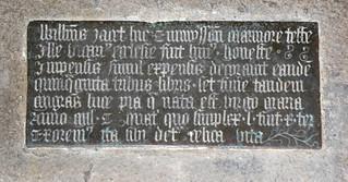 William Emmyson, vicar 1480