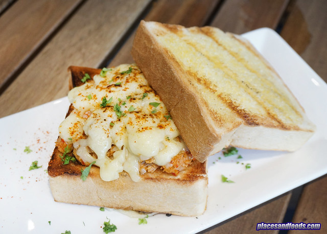 frediani bangsar spicy tuna toast
