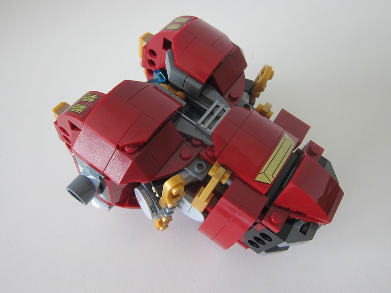 LEGO The Hulkbuster: Ultron Edition 76105 - Bag 2