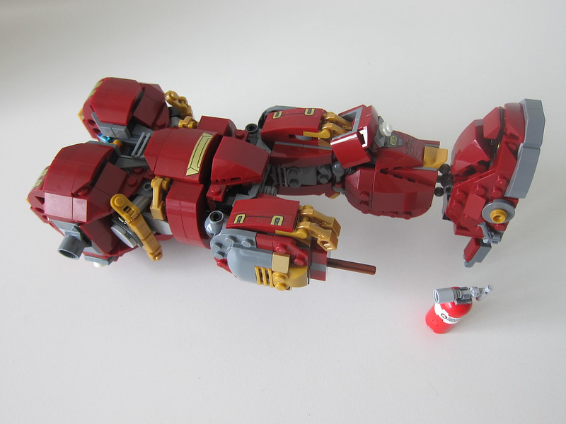 LEGO The Hulkbuster: Ultron Edition 76105 - Bag 4
