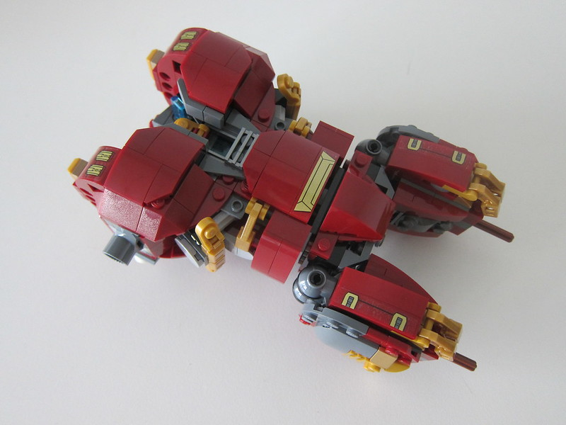 LEGO The Hulkbuster: Ultron Edition 76105 - Bag 3