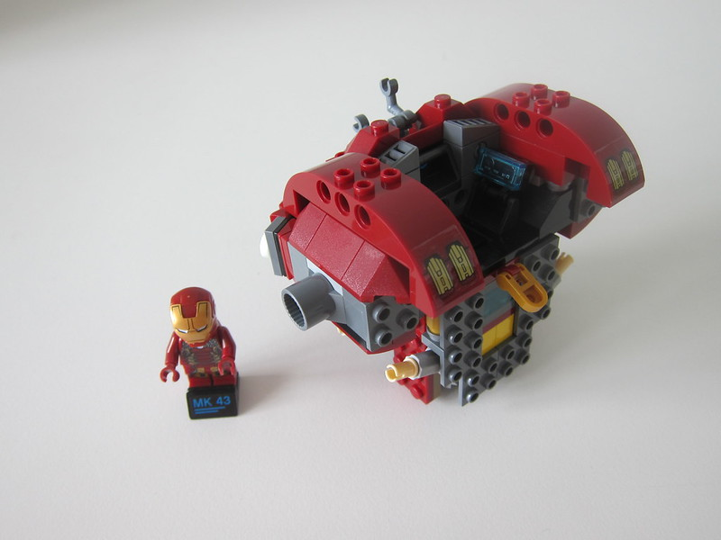 LEGO The Hulkbuster: Ultron Edition 76105 - Bag 1