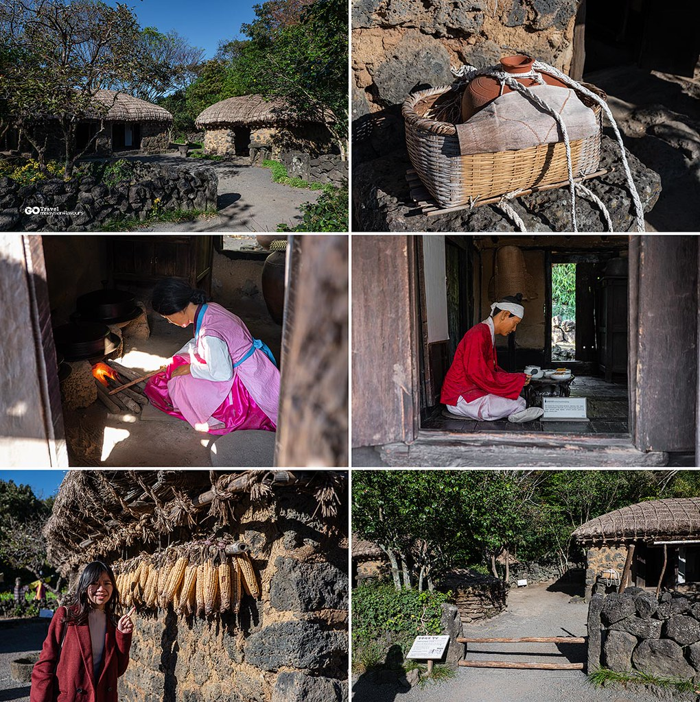 Jeju-Folk-Village1