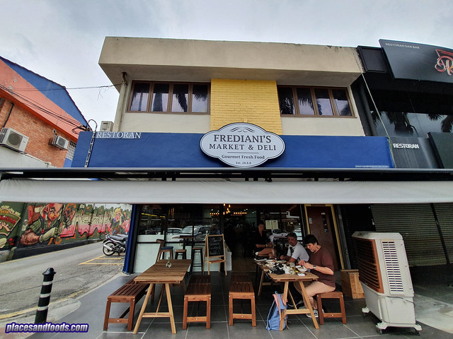 frediani market and deli bangsar