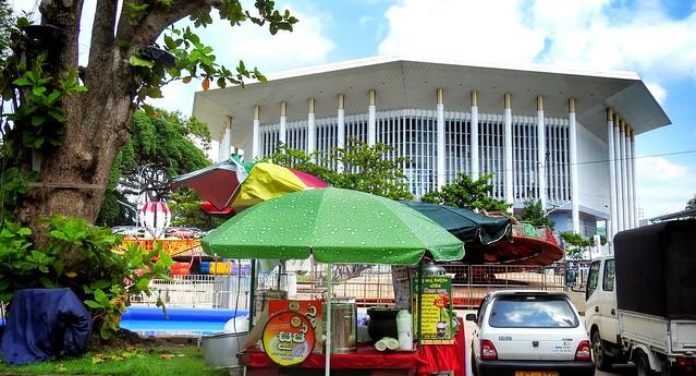 Bandaranaike Memorial International Conference Hall