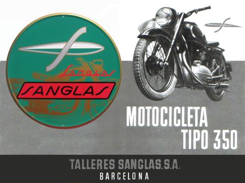 publicitat Motos Sanglas