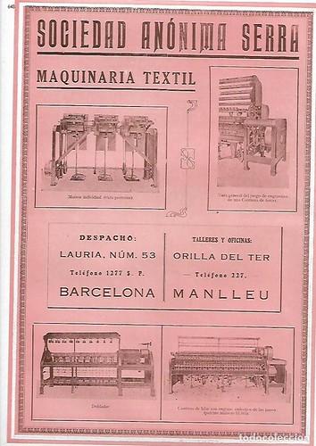 Talleres Serra Manlleu publicitat