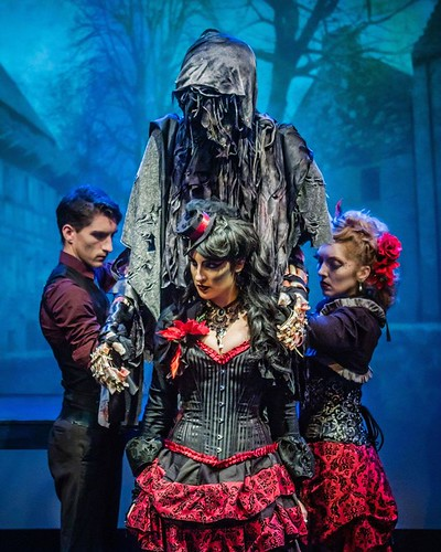 "Phantasmagoria Returns with BRILLIANT ""A Christmas Carol"""