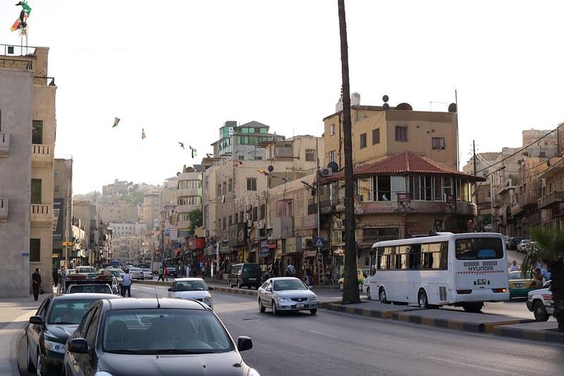 Amman, katukuvaa