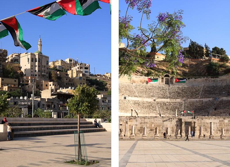 Amman, Hazemite Plaza