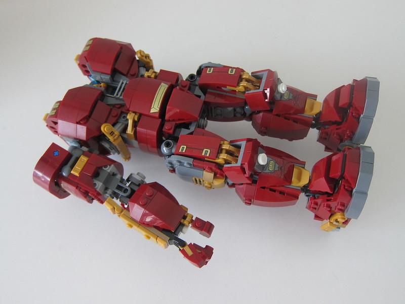 LEGO The Hulkbuster: Ultron Edition 76105 - Bag 6