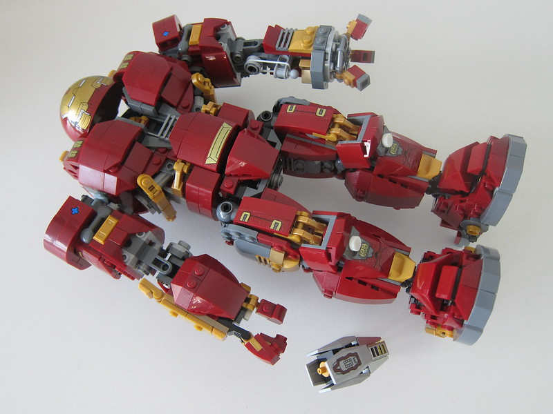 LEGO The Hulkbuster: Ultron Edition 76105 - Bag 7
