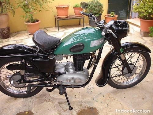 Moto Sanglas 1954