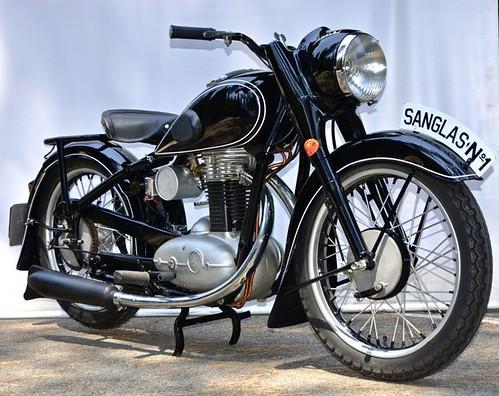 Moto Sanglas 1945