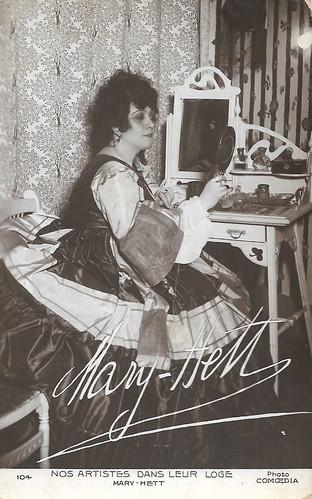 Mary-Hett