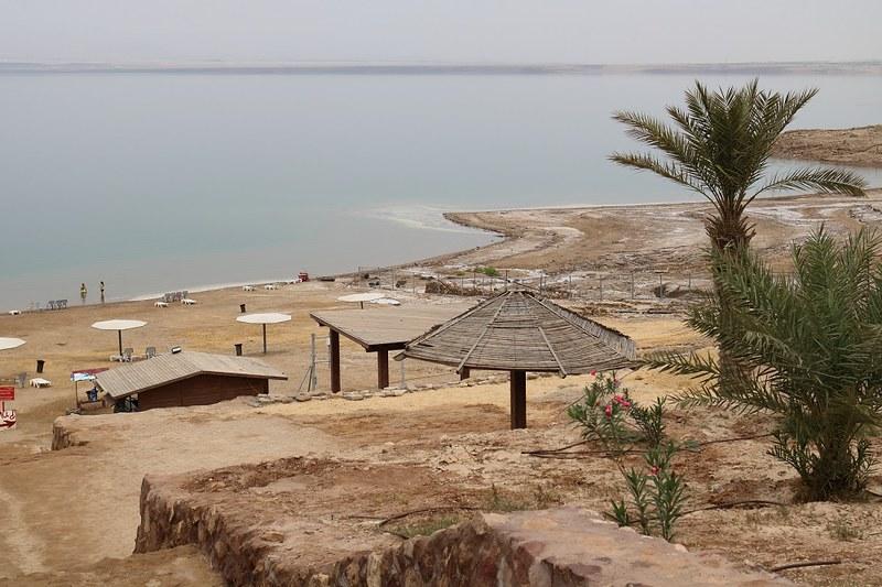 Dead sea, beach