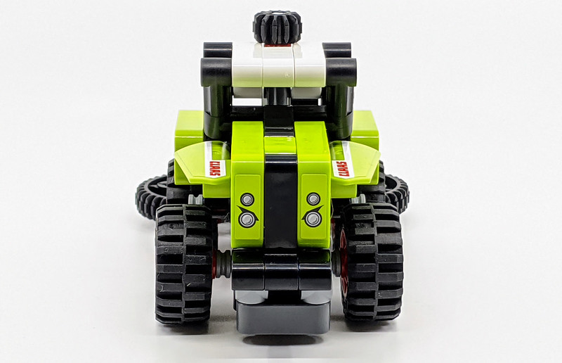 42102: Technic Mini CLAAS Review