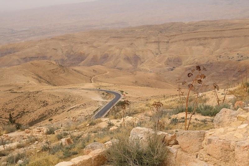 Mount Nebo, Jordania