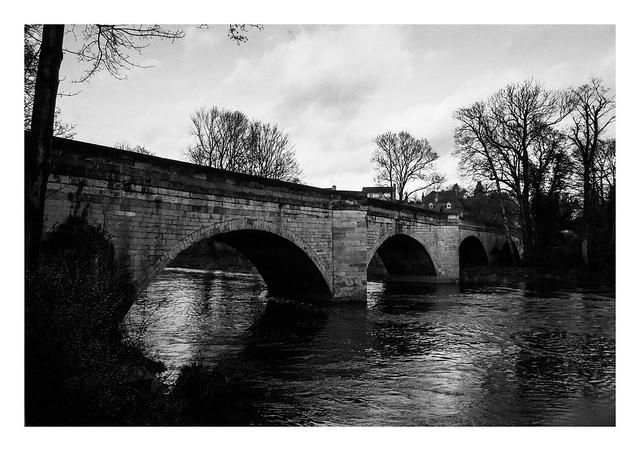 FILM - Thorp Arch Bridge