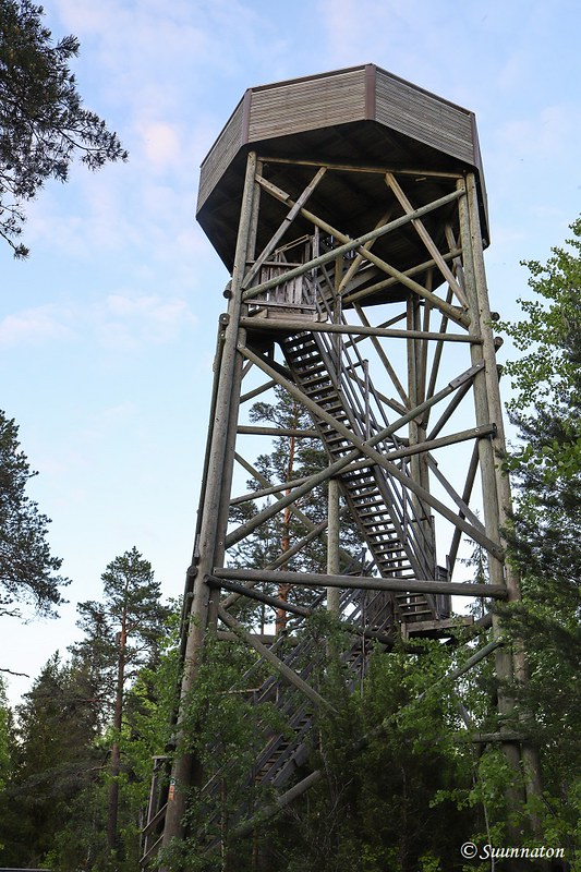 Torronsuon kansallispuisto, näkötorni