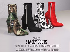 Stacey Boots