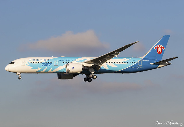 China Southern Airlines 787-9 B-1167