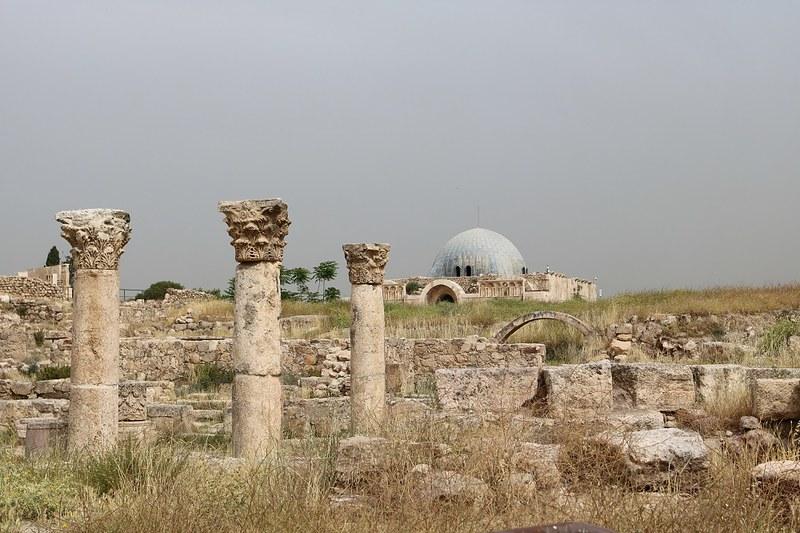 Amman, Temple of Hercules 1
