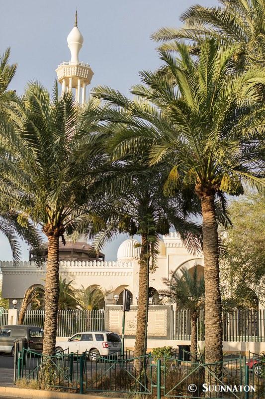 Aqaba, moskeija