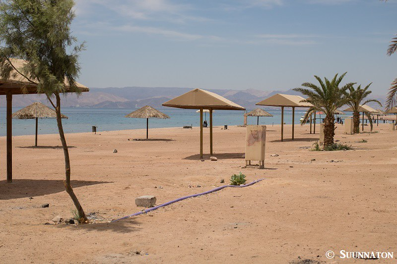 Aqaba, sukellusranta