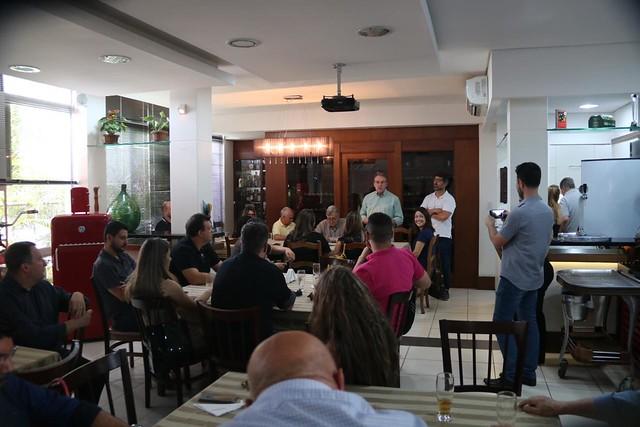 20/12/2019 Almoço Progressista em Canoas