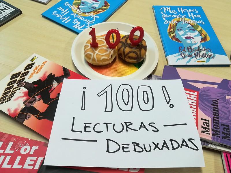 Club Lecturas Debuxadas 10/12/2019