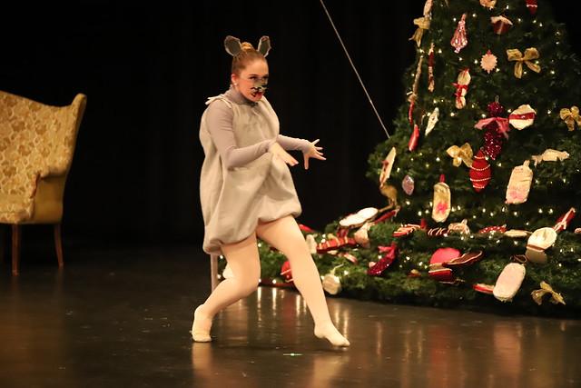 Saturday Performance for Ann Arbor Dance Classics 2019 Holiday Show, Nutcracker Suite & Spirit of the Season (Milan High School, Michigan) - December 14, 2019