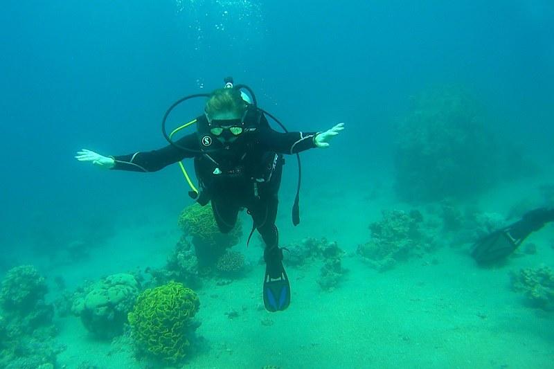 Aqaba, sukellus, korallit
