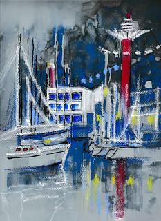 Lorient - Avant port - 20 décembre 2019
