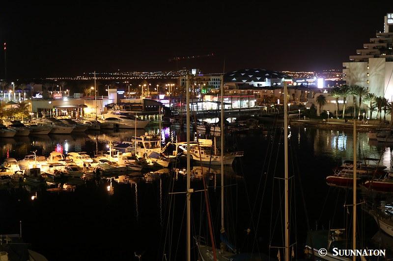 Eilat, satama