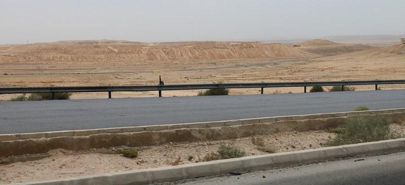 Jordanian maisemia, Amman-Wadi Musa